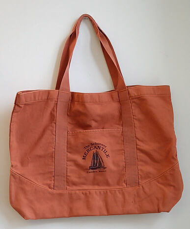 Maine Windjammer Cruises - Canvas Bag #1904