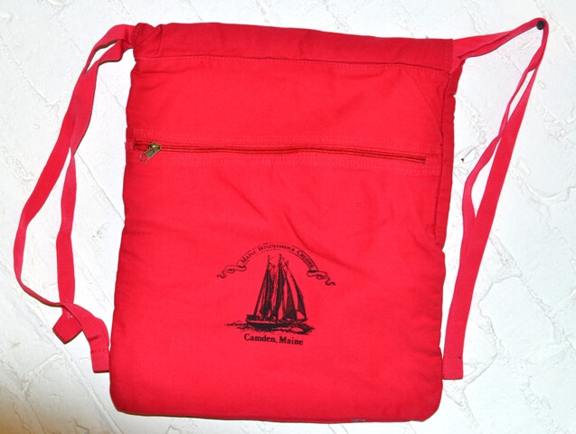 Maine Windjammer Cruises - Bag 1901