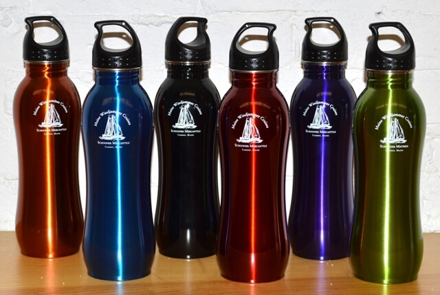 Maine Windjammer Cruises - Water Bottles
