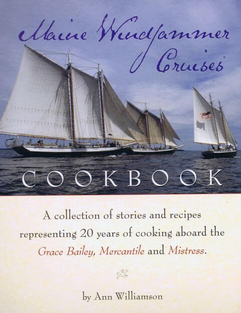 Maine Windjammer Cruises - Cookbook
