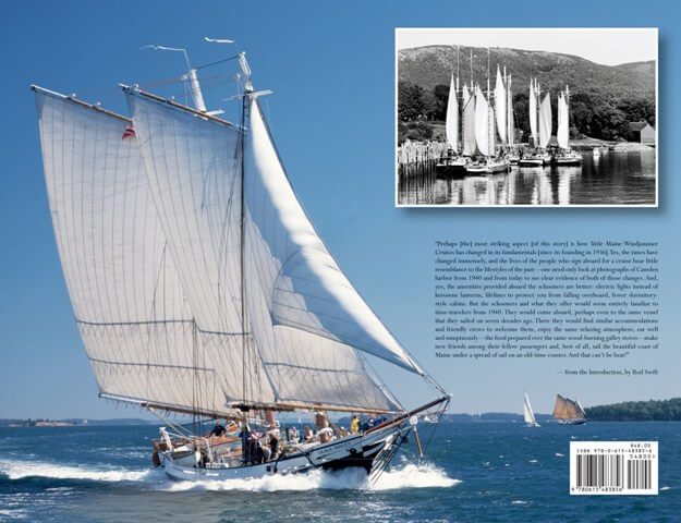 Maine Windjammer Cruises - Keeping the Tradition Alive back