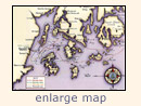 Map Maine Windjammer Cruises Cruising Grounds