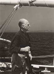 Maine Windjammer Cruises Founder Frank Swift