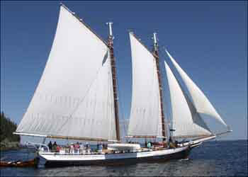 Schooner Grace Bailey 125 years young