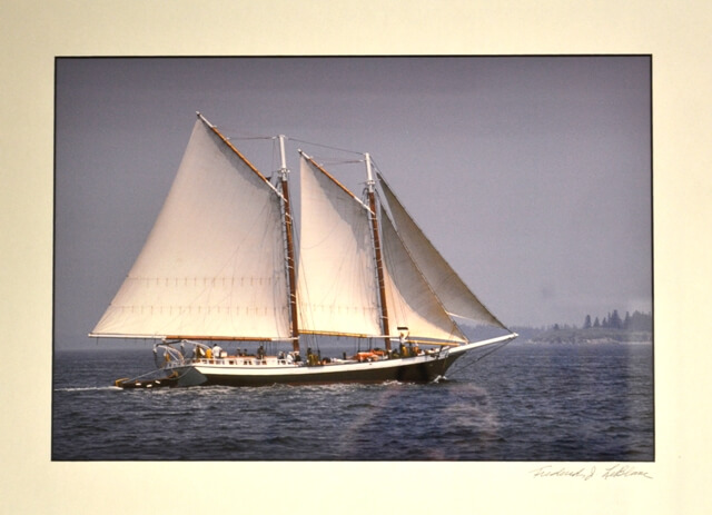 Maine Windjammer Cruises - Photographs