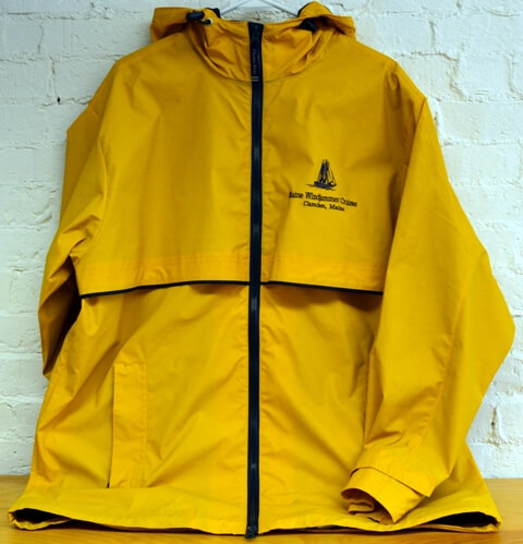 Maine Windjammer Cruises - Rain Jacket