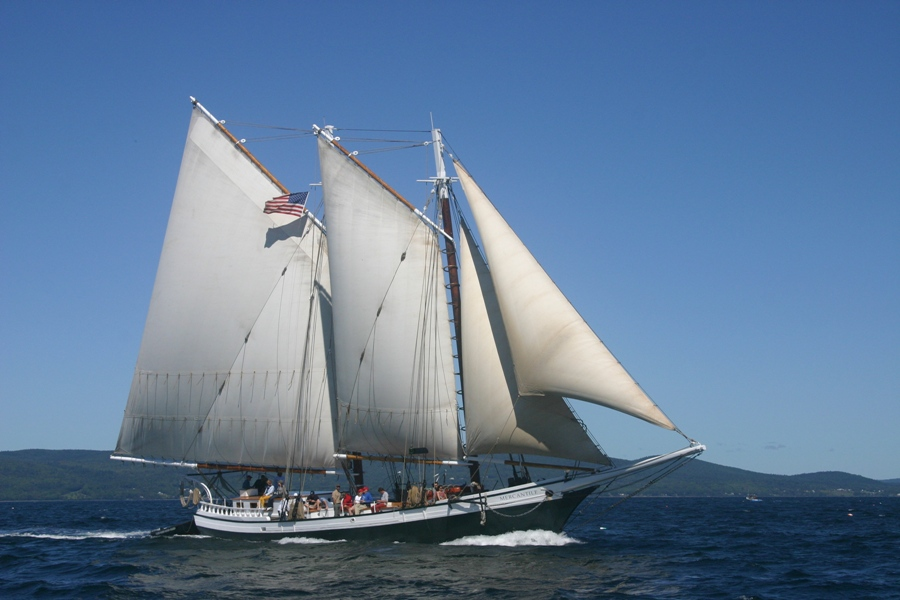 Schooner Mercantile for Charter