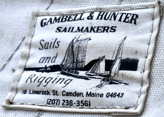 gambell & Hunter sailmakers