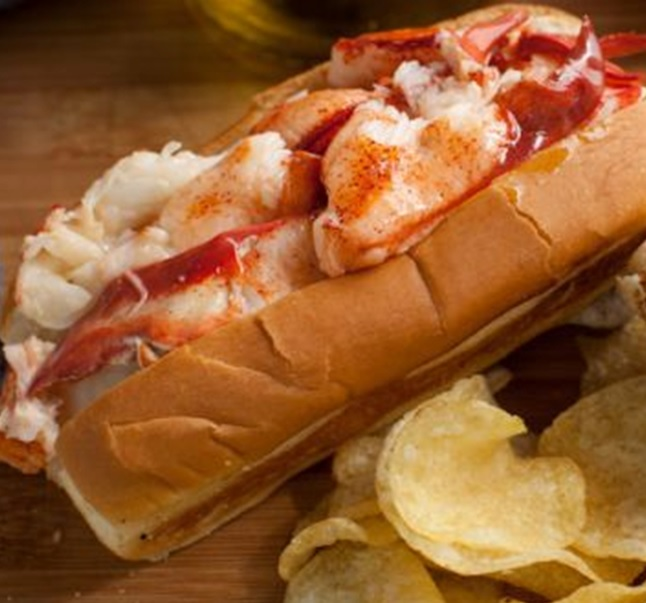 Maine's best lobster rolls